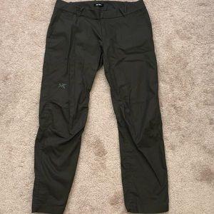 Women's Arc'teryx Hiking Pants Size 14 Tall